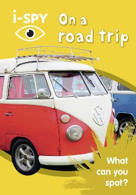 i-SPY On a road trip: What Can You Spot? - i-SPY