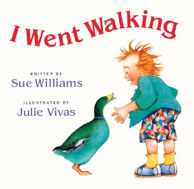 I Went Walking - Williams, Sue