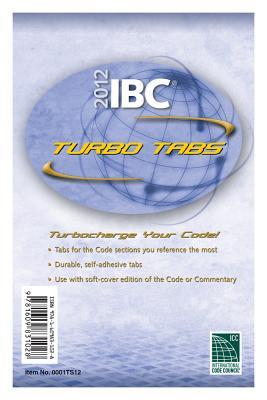 IBC Turbo Tabs - International Code Council (Creator)
