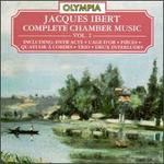 Ibert: Complete Chamber Music