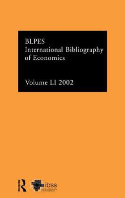 Ibss: Economics: 2002 Vol.51 -