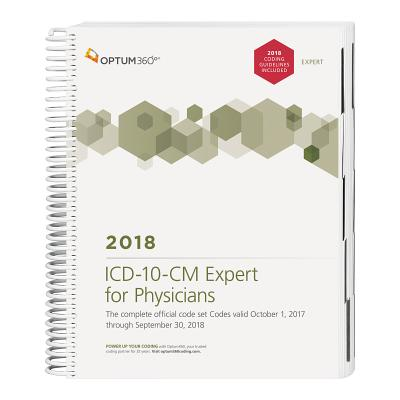ICD-10-CM Expert for Physicians 2018 W/Out Guidelines - Optum 360
