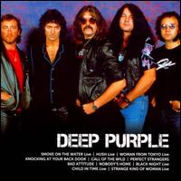 Icon: Deep Purple - Deep Purple