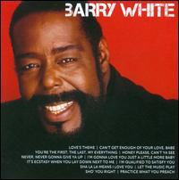 Icon - Barry White