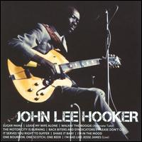Icon - John Lee Hooker