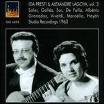 Ida Presti & Alexandre Lagoya, Vol. 3