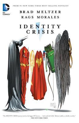 Identity Crisis - Meltzer, Brad