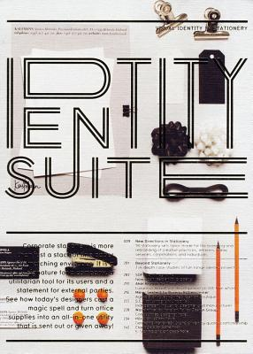 Identity Suite: Visual Identity in Stationery - Victionary (Editor)