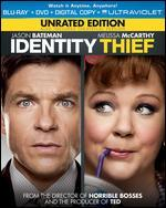Identity Thief [2 Discs] [Includes Digital Copy] [UltraViolet] [Blu-ray/DVD]