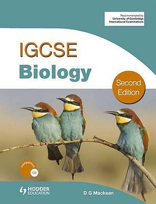 IGCSE Biology - Mackean, Don