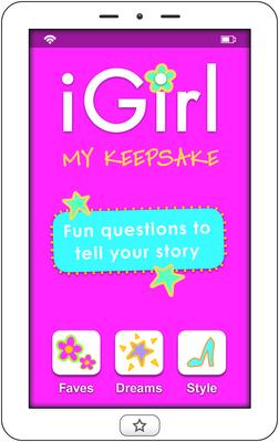 iGirl: My Keepsake: My Keepsake - Lluch, Isabel B., and Lluch, Emily