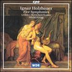 Ignaz Holzbauer: Five Symphonies