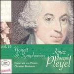 Ignaz Joseph Pleyel: Nonett & Symphonien, Vol. 14