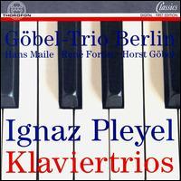 Ignaz Pleyel: Klaviertrios -