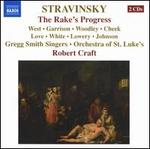 Igor Stravinsky: The Rake's Progress
