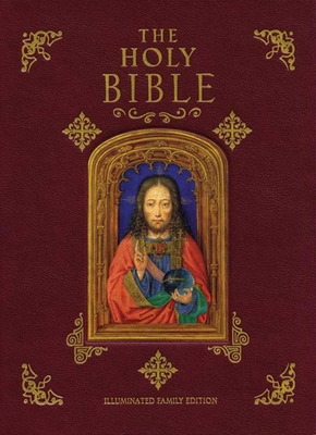 Illustrated Family Bible-KJV - Skyhorse Publishing (Editor)