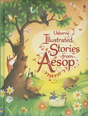 Illustrated Stories from Aesop - Davidson, Susanna (Retold by)
