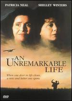 An Unremarkable Life (Vhs)