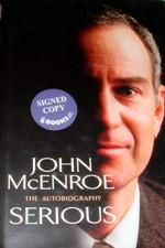 John McEnroe The Autobiography Serious