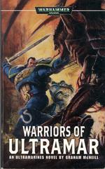 Warhammer 40, 000-Warriors of Ultramar
