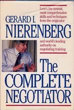 The Complete Negotiator