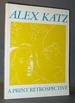 Alex Katz: a Print Retrospective