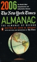 The New York Times Almanac 2006 the Almanac of Record