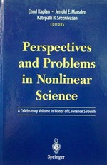 Perspectives and Problems in Nonlinear Science: