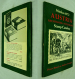 Minkus Austria, Liechtenstein, Switzerland Stamp Catalog. (1972 Edition)