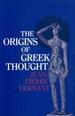 Origins Greek Thought