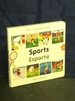 My First Bilingual Book-Sports (English-Portuguese)