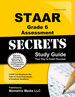 Staar Grade 6 Assessment Secrets Study Guide: Staar Test Review for the State of Texas Assessments of Academic Readiness