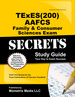Texes Aafcs Family & Consumer Sciences (200) Secrets Study Guide: Texes Test Review for the Texas Examinations of Educator Standards
