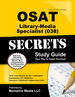 Osat Library-Media Specialist (038) Secrets Study Guide: Ceoe Exam Review for the Certification Examinations for Oklahoma Educators / Oklahoma Subject Area Tests
