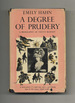A Degree of Prudery: a Biography of Fanny Burney-1st Edition/1st Printing