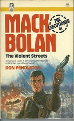 The Violent Streets The Executioner #41