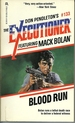 Blood Run The Executioner #133