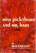 Miss Pickthorn and Mr. Hare