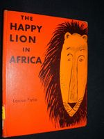 The Happy Lion in Africa