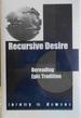 Recursive Desire: Rereading Epic Tradition