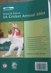 Mutual & Federal South African Cricket Annual 2004