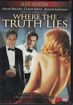 WHERE THE TRUTH LIES DVD