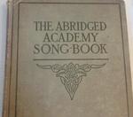 The Abridged Academy Songbook
