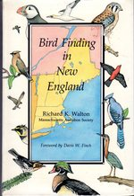 Bird Finding in New England (Godine Guide, No 5)