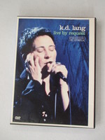 K.D. Lang-Live By Request