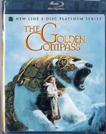 The Golden Compass [2 Discs] [Blu-ray]