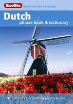 Berlitz Dutch Phrase Book and Dictionary