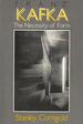 Franz Kafka: the Necessity of Form
