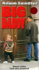 Big Daddy [Vhs]