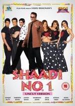 Shaadi No.1 [Dvd]